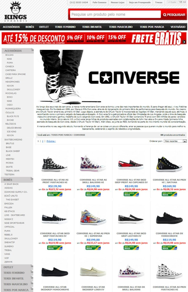 Loja Kings Sneakers Shop - 640×996