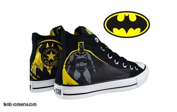 Converse All Star Hi Batman